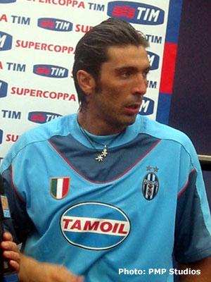 Gianluigi Buffon: Our choice for 2006 World Cup MVP