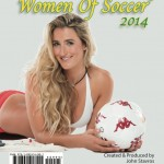 Women of Soccer 2014 Cover Riley