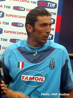 Gianluigi Buffon: Our choice for 2006 World Cup MVP