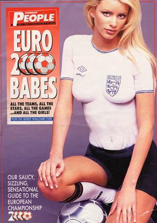 Euro 2000 Babes