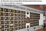 LIU Announces 2014 Athletics Hall of Fame Class