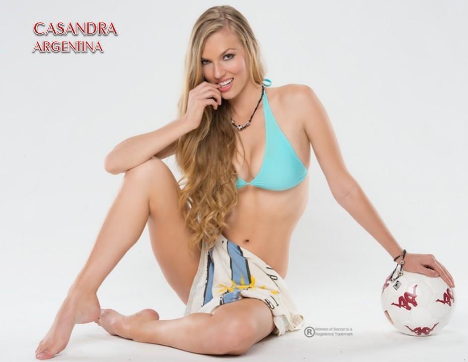 OCTOBER Casandra - Representing Argentina