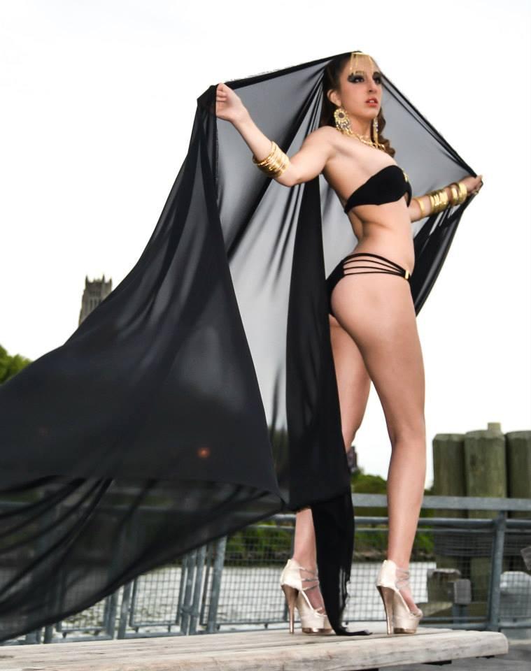 Lauren representing ITALY